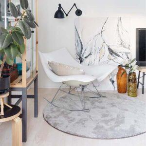 VM Carpet Silkkitie-matto, pyöreä