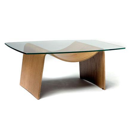 BD Möbel Wave-sohvapöytä