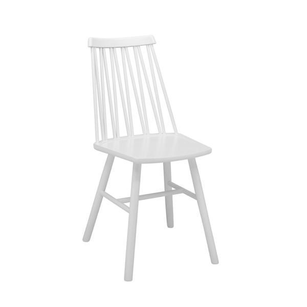 Hans K ZigZag-tuoli valkoinen