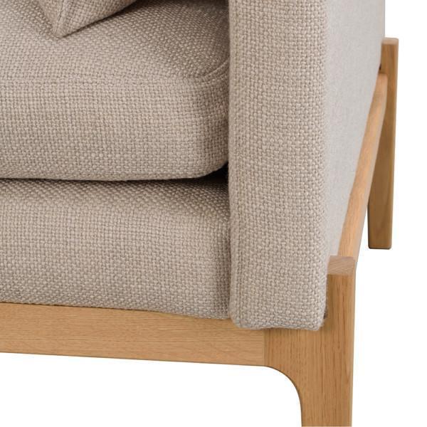 Rowico Ness-sohva beige