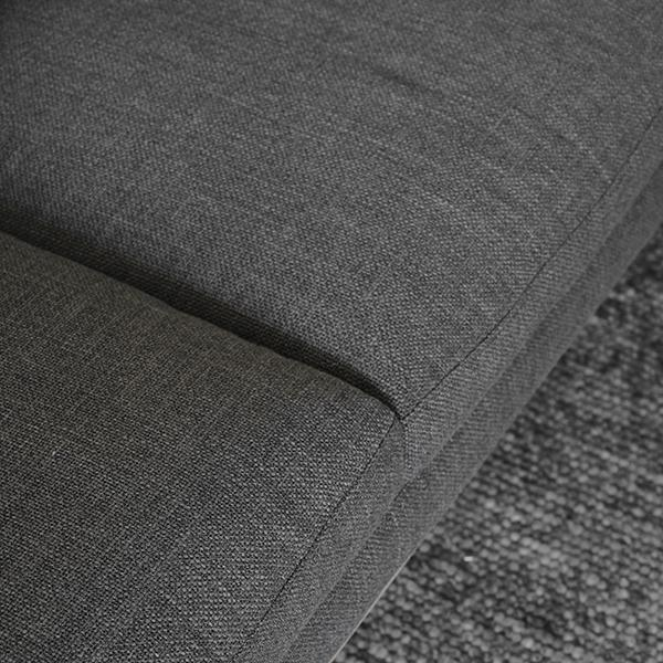 Rowico Ness-sohva harmaa
