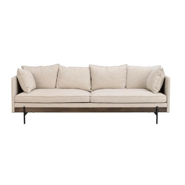 Rowico Shelton-sohva beige