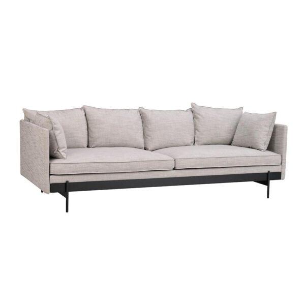 Rowico Shelton-sohva harmaa