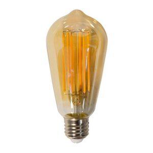 KruunuDesign Amber-filamenttipolttimo