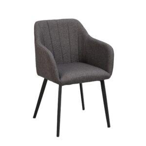 Rowico Bolton-tuoli harmaa