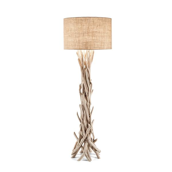 Finvalo Driftwood-lattiavalaisin