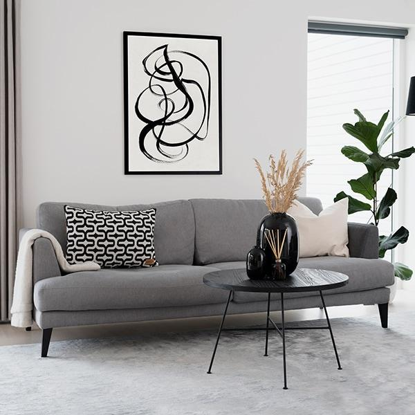 Rowico Grafton-sohvapöytä