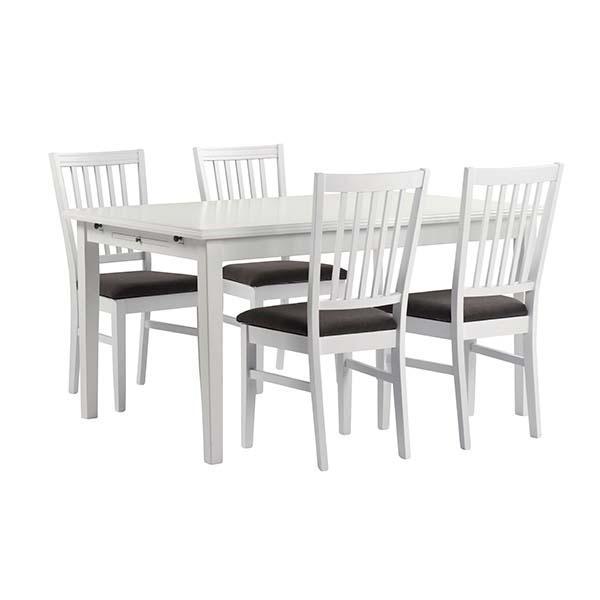 Rowico Koster-ruokapöytä ja tuoli