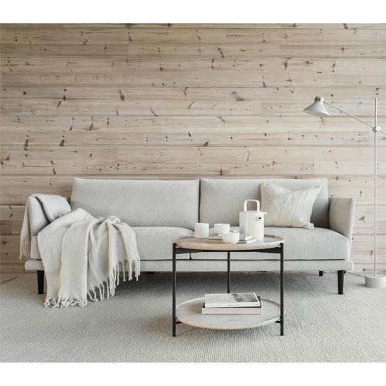 Shapes Leaf-sohva